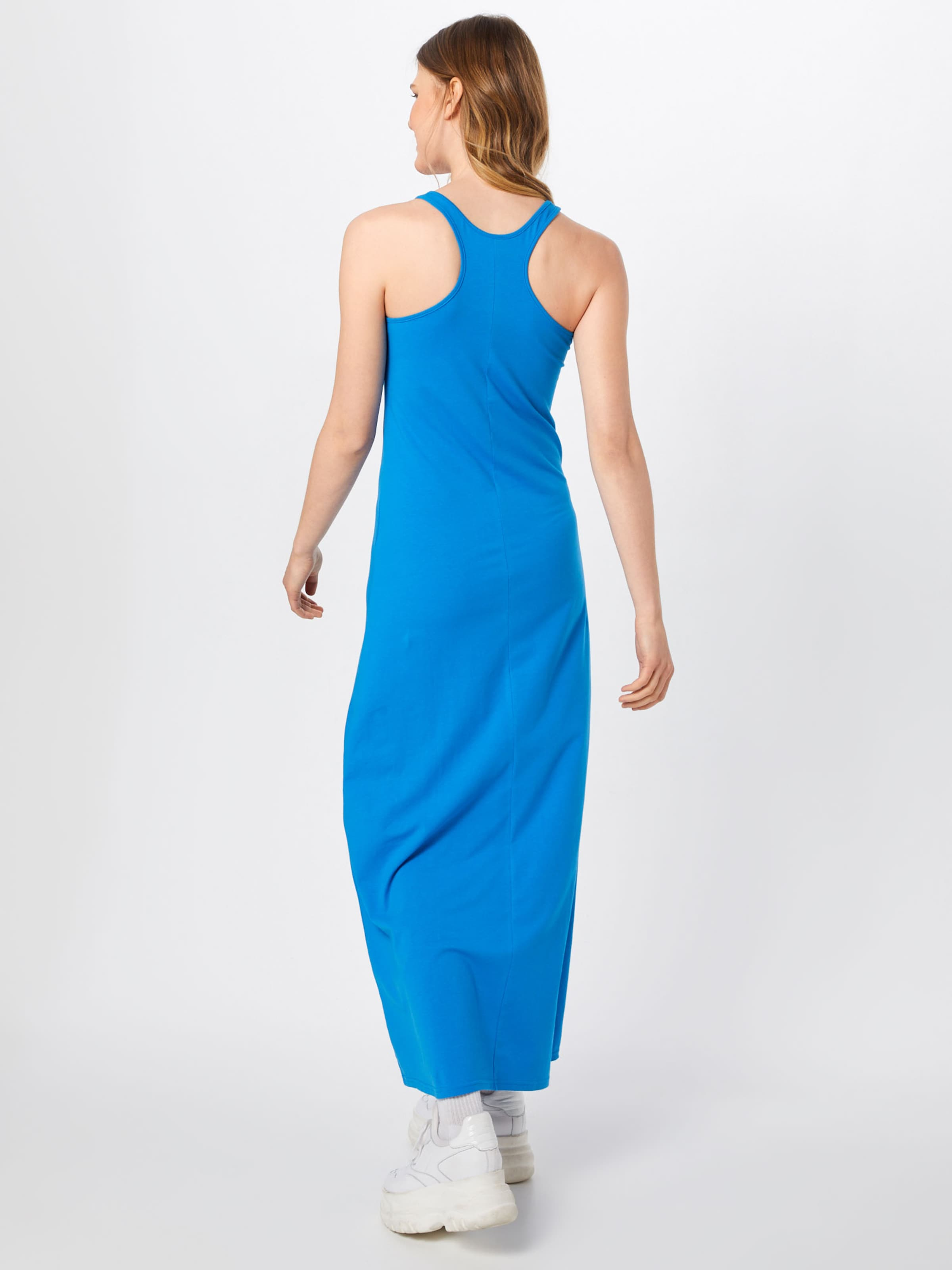 Blau Urban Dress' 'ladies Long Kleid Back In Classics Racer Ybyv76fg