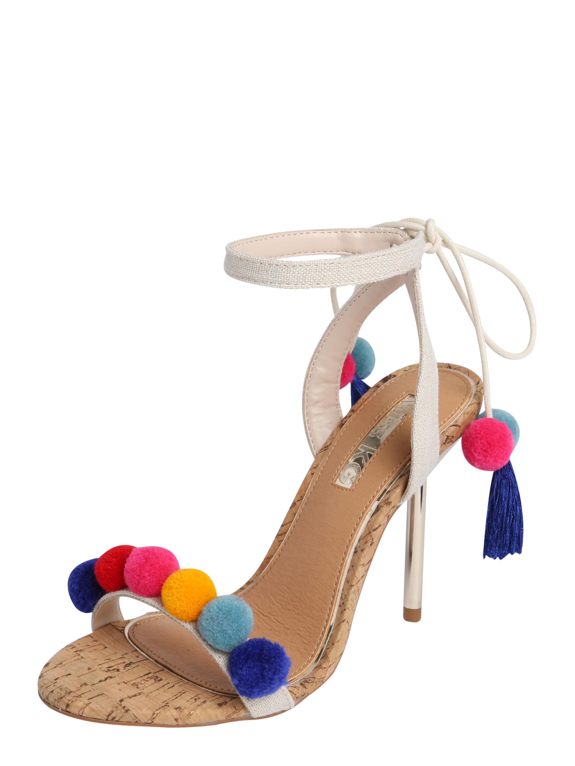 Miss KG Riemensandale FLEUR Verschleißfeste billige Schuhe