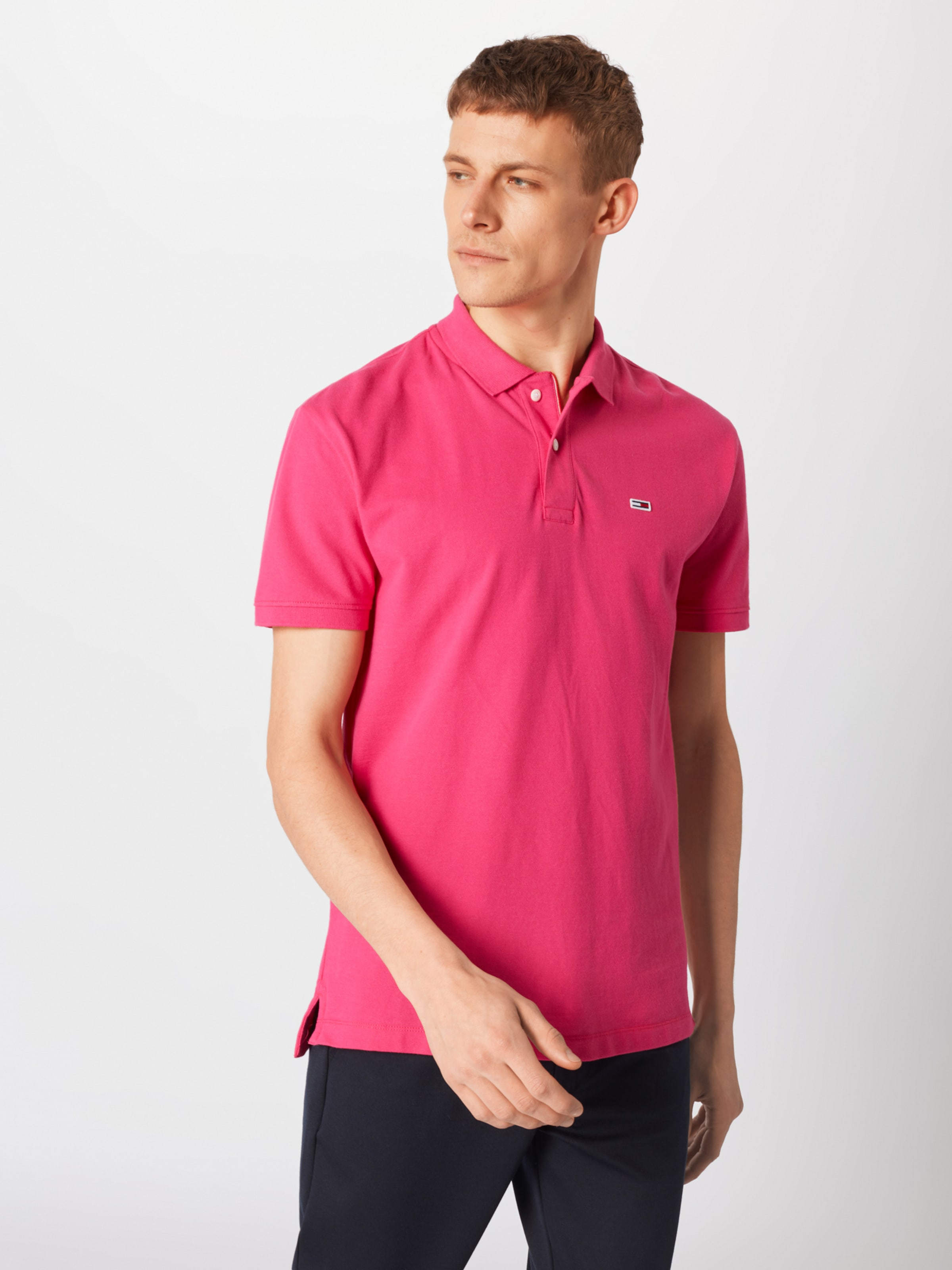 Shirt Jeans Tommy Dunkelpink In Tommy Shirt Jeans In m80nNw