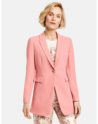 GERRY WEBER Blazer in rosa, Modelansicht