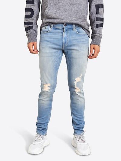 Jeans HOLLISTER pe albastru deschis, Vizualizare model