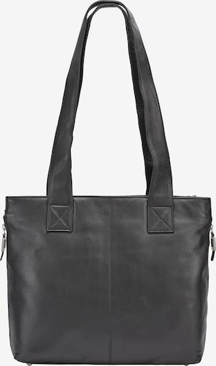 VOi Schoudertas 'Soft Gerti' in de kleur Zwart, Productweergave