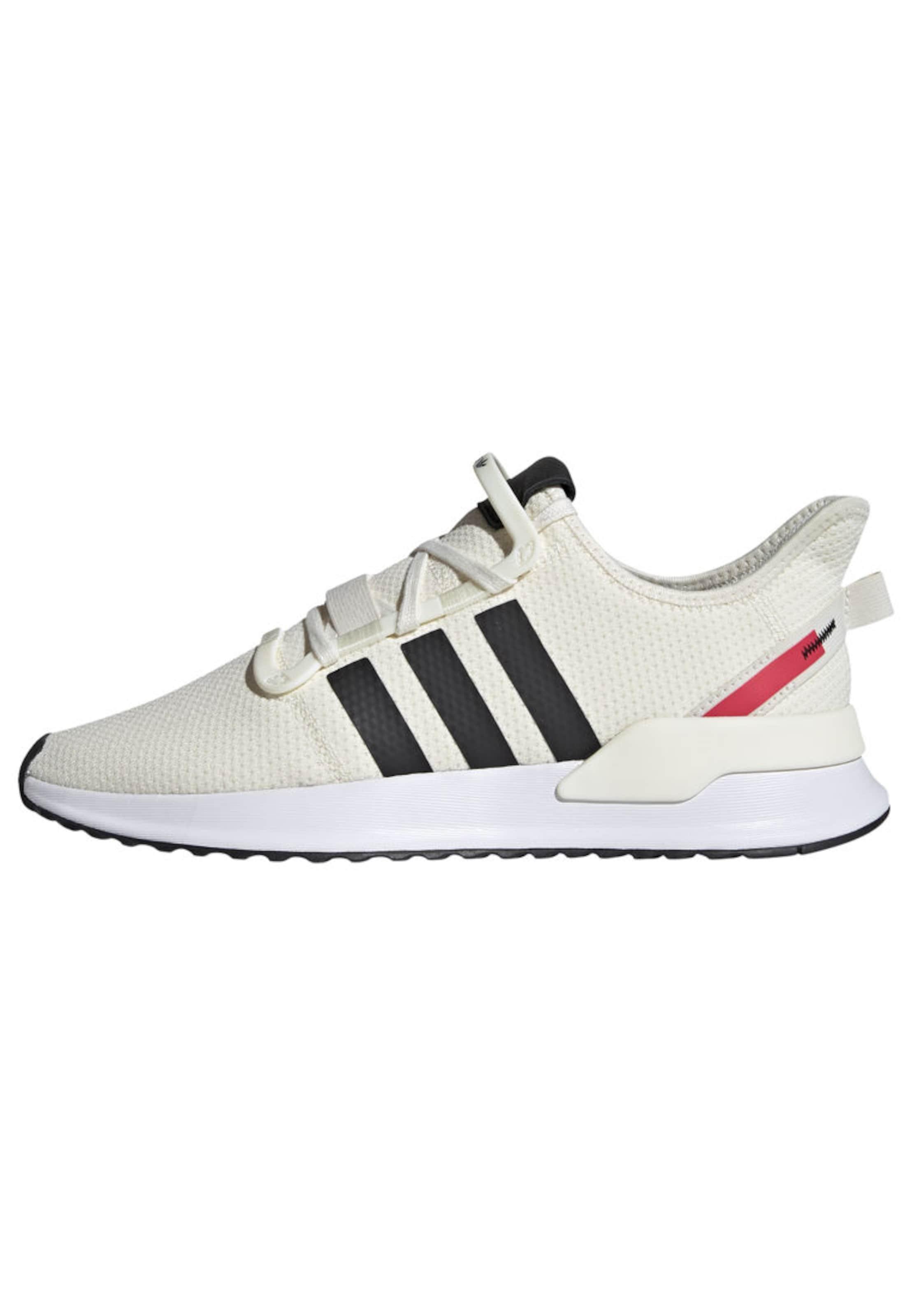 Adidas Weiß Originals 'u path Run' In RotSchwarz Sneaker IDH2E9