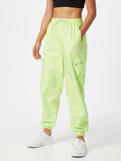 PUMA Hose in neongrün, Modelansicht