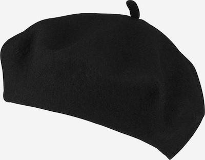 J. Jayz Baskenmütze in schwarz, Produktansicht