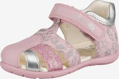 GEOX Lauflernschuhe ELTHAN GIRL für Mädchen in rosa, Produktansicht