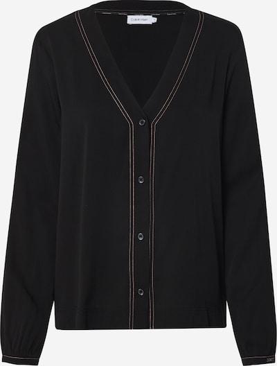 Calvin Klein Blouse in de kleur Zwart, Productweergave