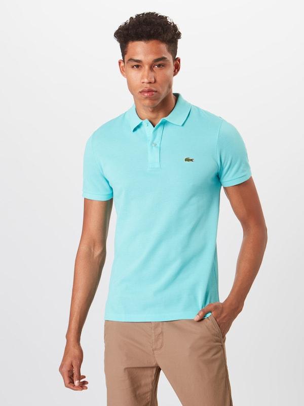 shirt En shirt En Lacoste Turquoise Lacoste T T SMqVUzpG