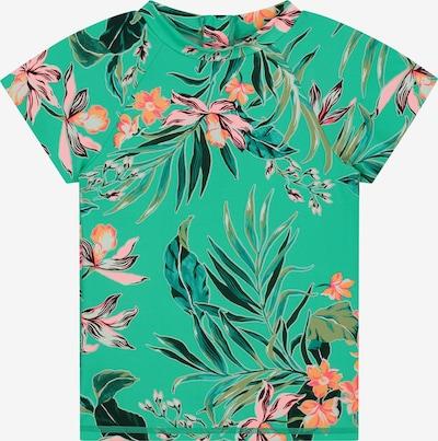 Shiwi Shirt 'Waikiki rashtee' in türkis, Produktansicht