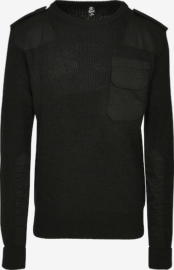 Brandit Pullover in schwarz, Produktansicht