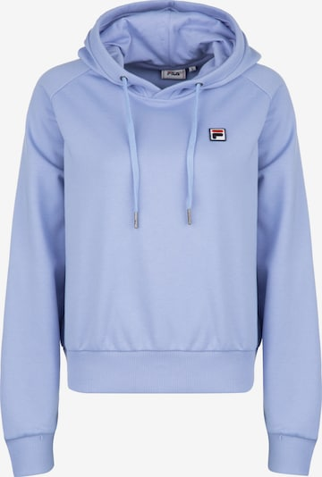 FILA Sweatshirt in hellblau, Produktansicht