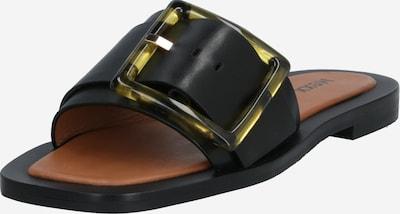 MEXX Slipper 'Elda' in schwarz, Produktansicht