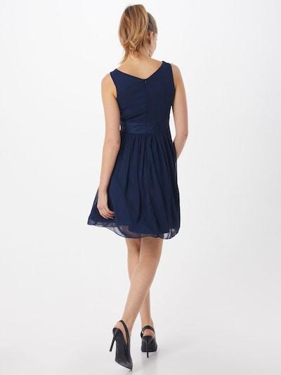 SWING Sukienka koktajlowa w kolorze atramentowym: Widok od tyłu