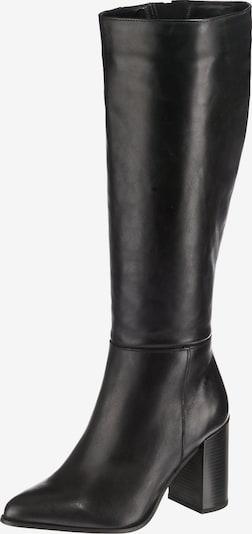 Auliniai batai su kulniuku iš BULLBOXER , spalva - juoda, Prekių apžvalga