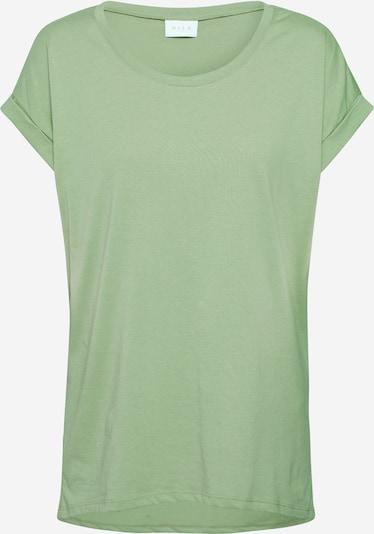 VILA T-shirt 'Dreamers' en vert, Vue avec produit