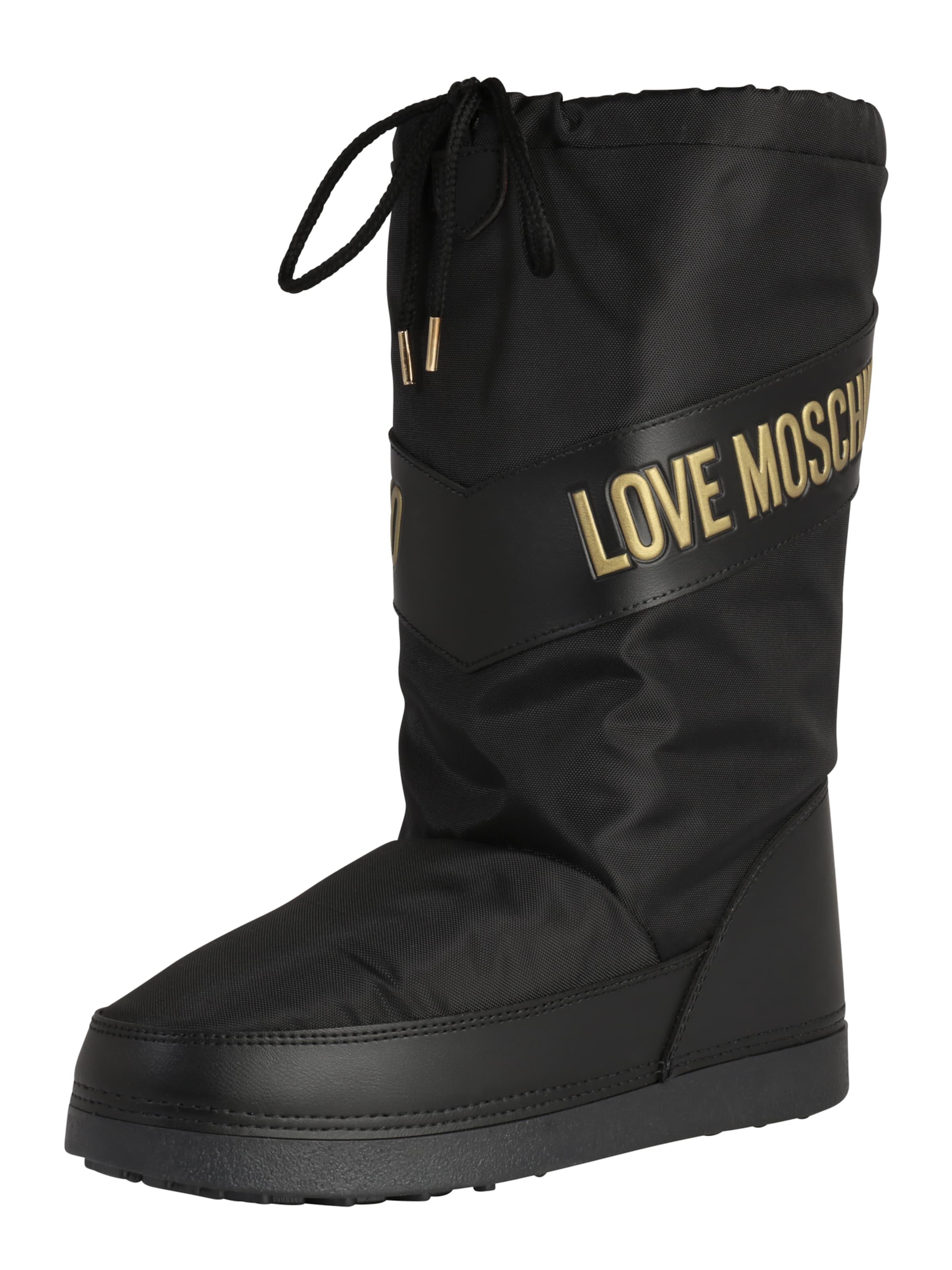 Love Moschino Snowboots  SKI LOVE