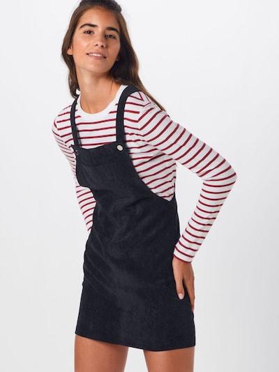 Missguided Latzrock 'CORDUROY PINAFORE DRESS' in schwarz, Modelansicht