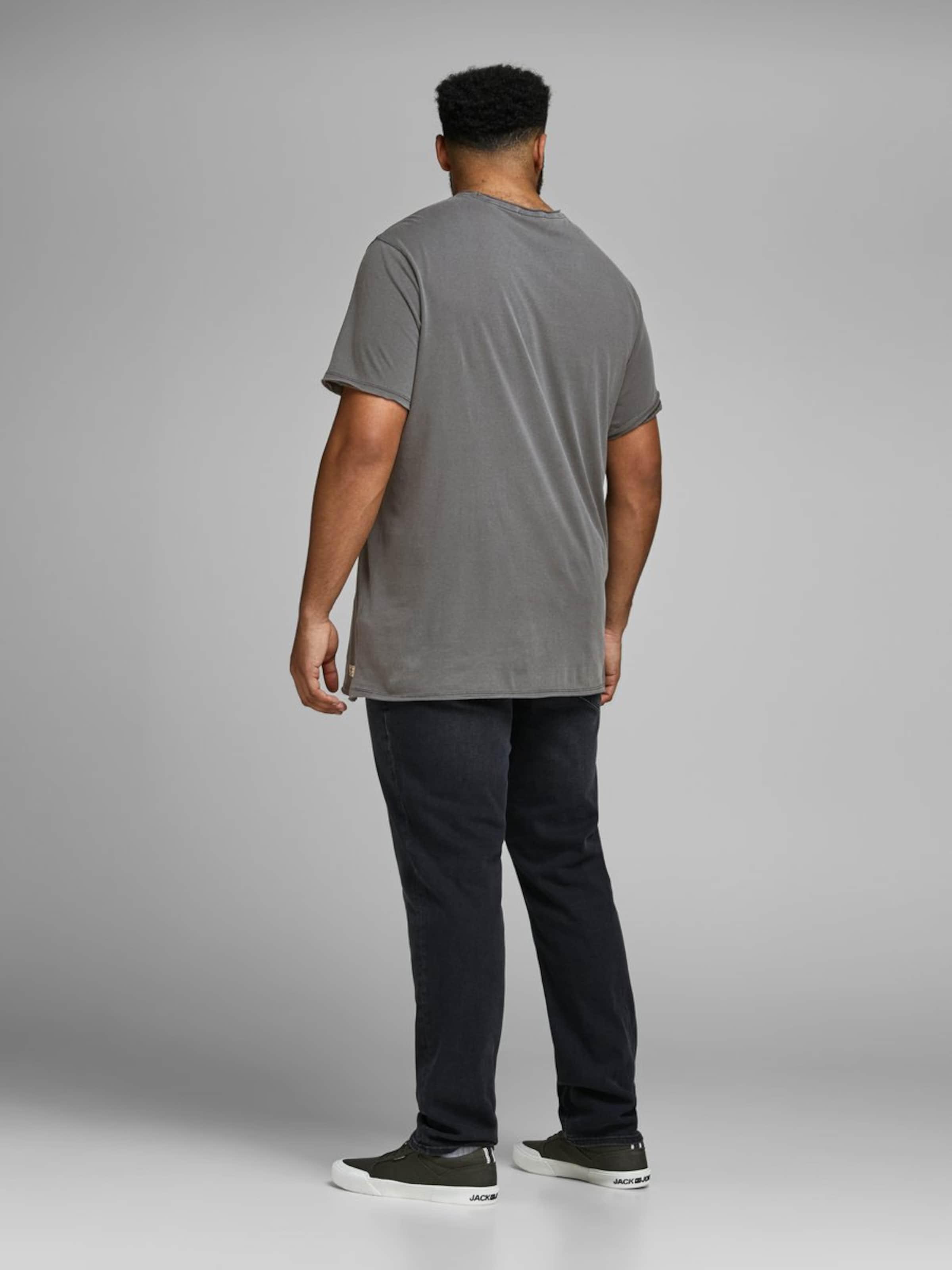 Jones Blanc Gris Jackamp; shirt FoncéRouge T En 5q34ARjL