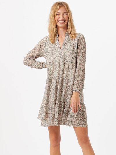 ZABAIONE Kleid 'Ria' in mint / rosa, Modelansicht