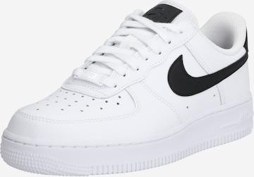 Sneaker low 'Air Force 1' de la Nike Sportswear pe alb