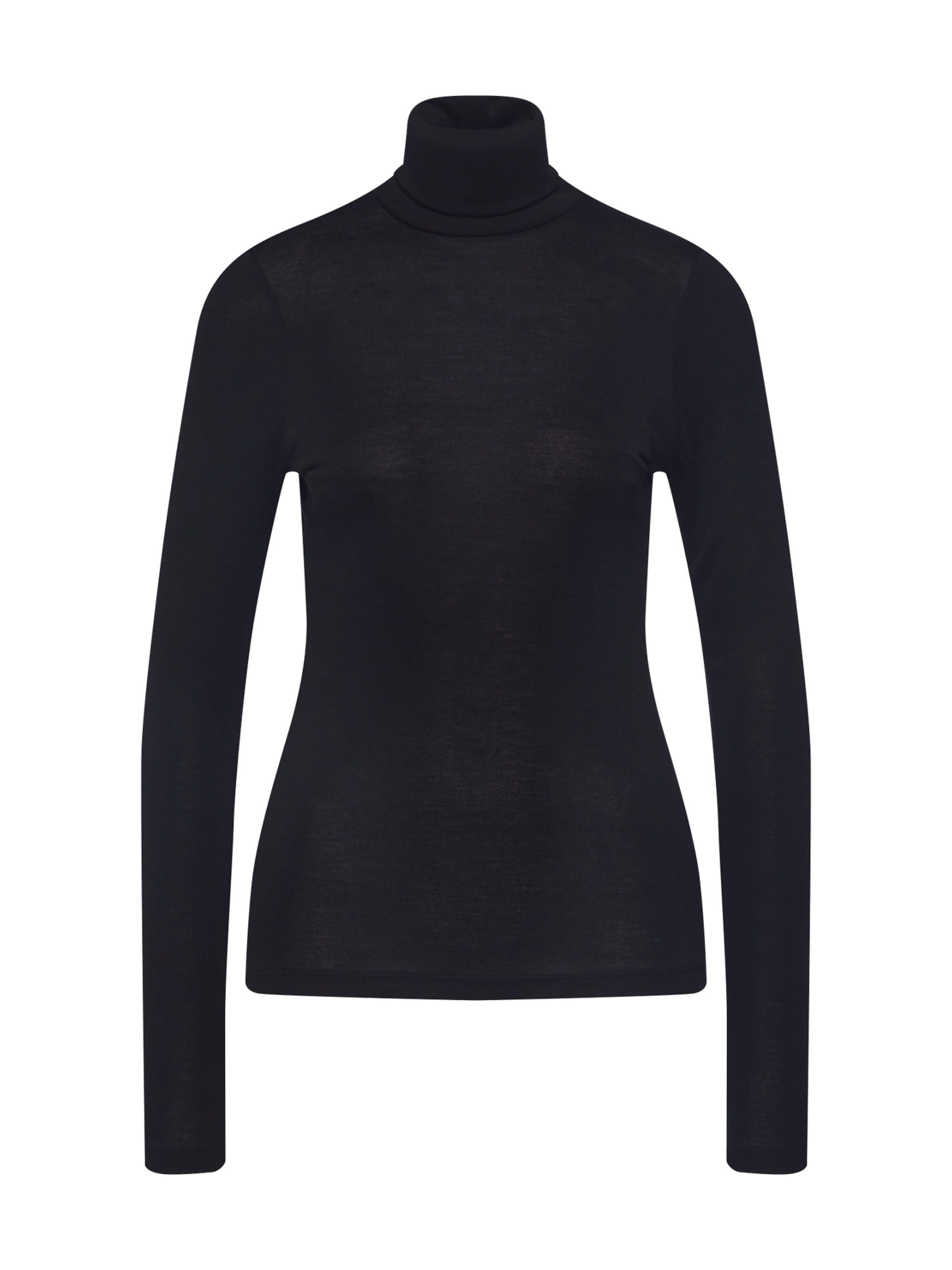 'ina' shirt T Noir En Mbym CdeoxB