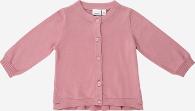NAME IT Strickjacke 'KALINE' in rosé, Produktansicht