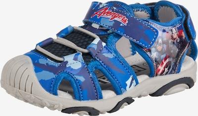 Marvel Avengers Sandalen in himmelblau, Produktansicht
