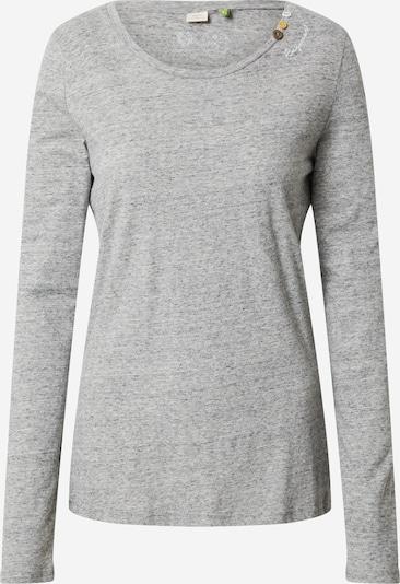 Ragwear Shirt 'FLORAH' in graumeliert, Produktansicht