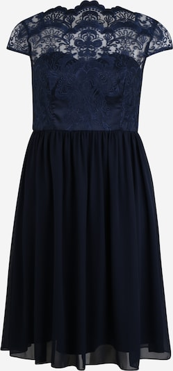 Chi Chi Curve Kleid  'Lilou' in navy, Produktansicht