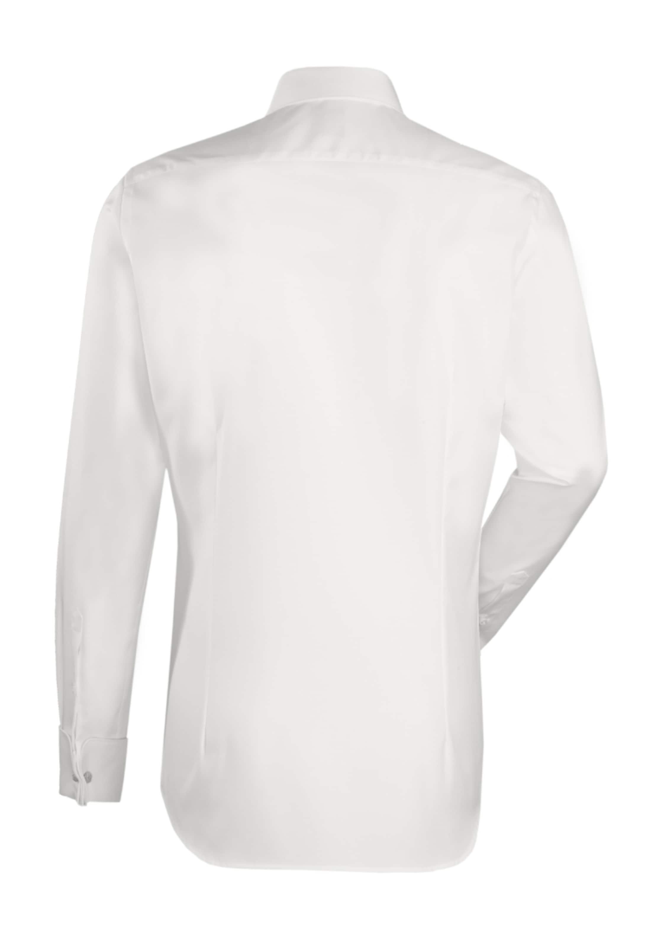 City Britt In Weiß ' Custom Jacques hemd Fit qR35j4ALc
