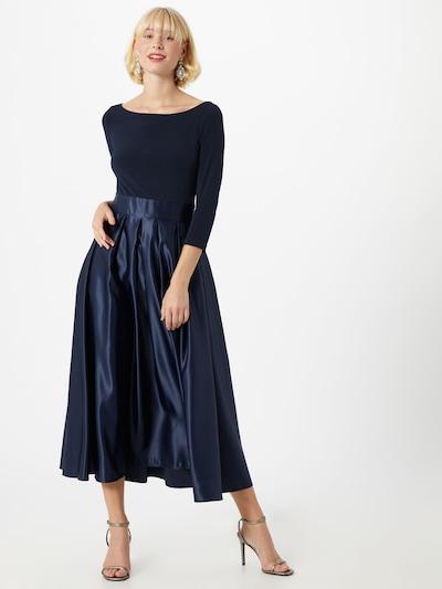 SWING Kleid in nachtblau, Modelansicht