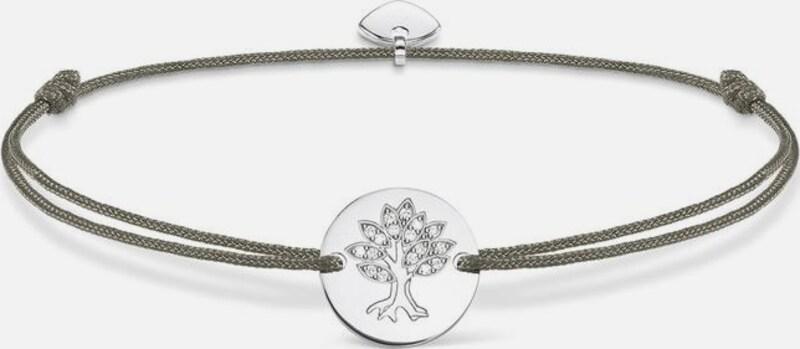Thomas Sabo Armband 'Lebensbaum, Little Secret'