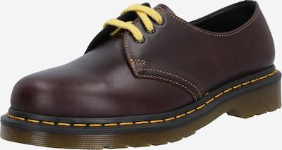 Dr. Martens Zapatos con cordón en borgoña, Vista del producto