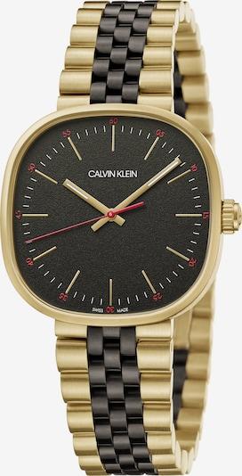 Calvin Klein Calvin Klein Unisex Analoguhr Quarz in schwarz, Produktansicht