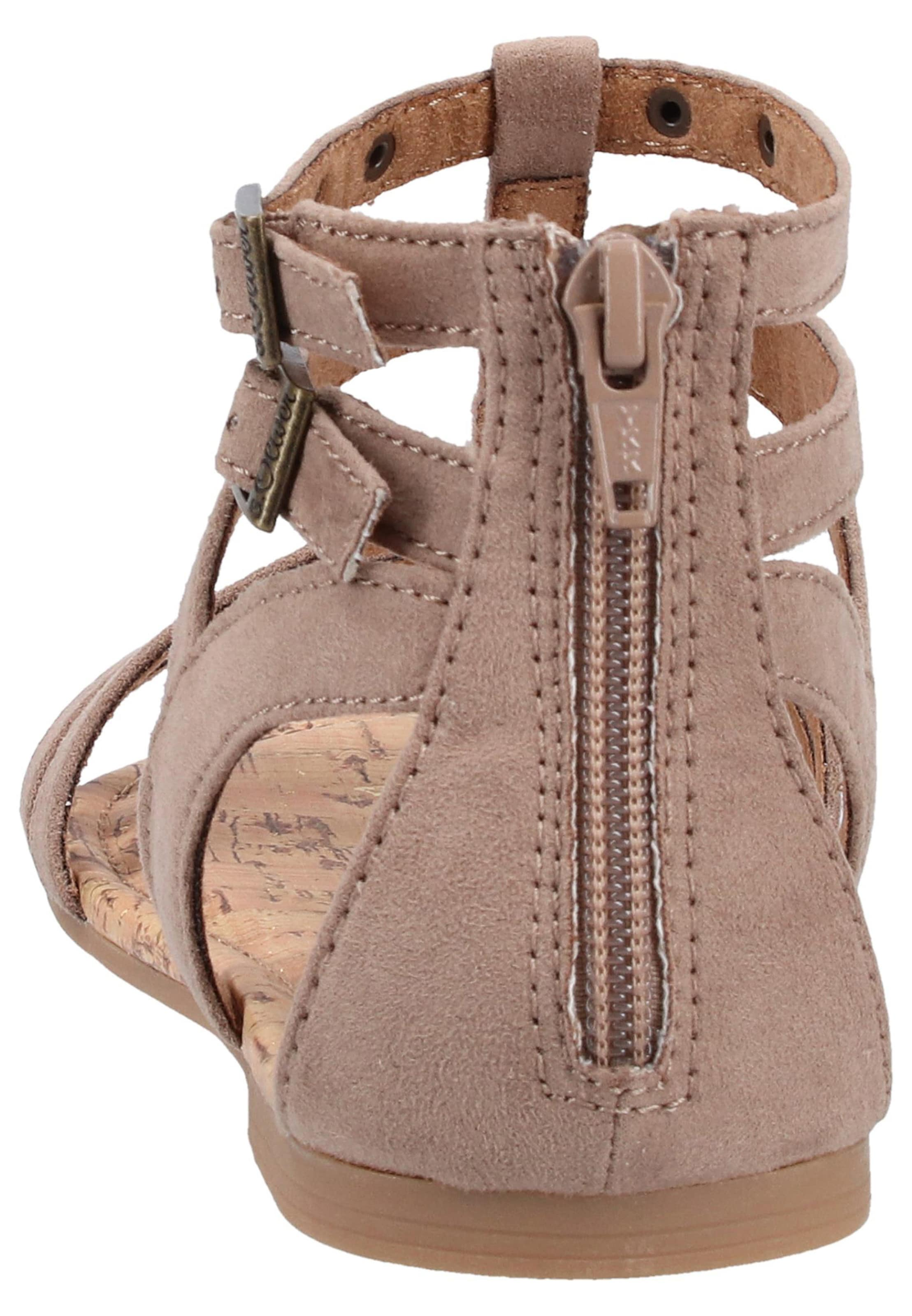 oliver oliver Sandale S Taupe S Sandale Taupe In S In mvNnO08w
