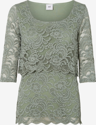MAMALICIOUS Bluse in mint, Produktansicht