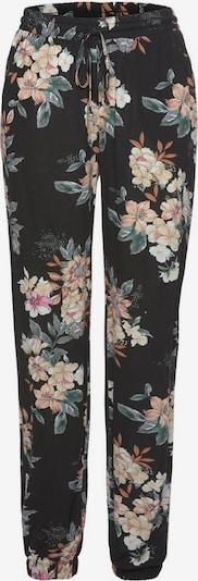 LASCANA Hose in mischfarben / schwarz, Produktansicht
