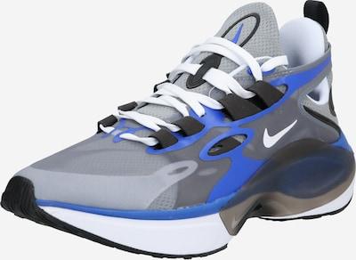 Nike Sportswear Nizke superge 'NIKE SIGNAL D/MS/X' | modra / siva barva, Prikaz izdelka