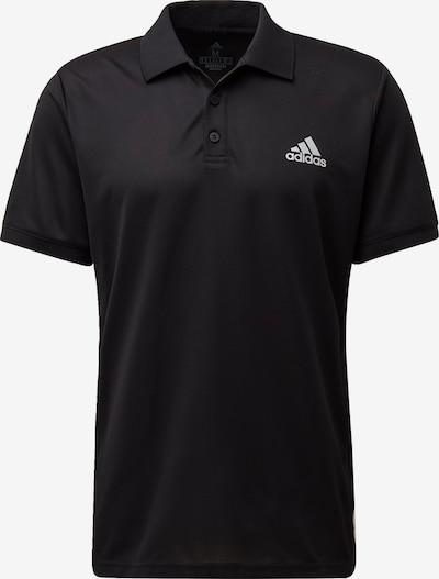 ADIDAS PERFORMANCE Shirt 'Club Solid' in schwarz, Produktansicht