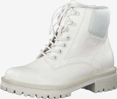 s.Oliver Boots in weiß, Produktansicht