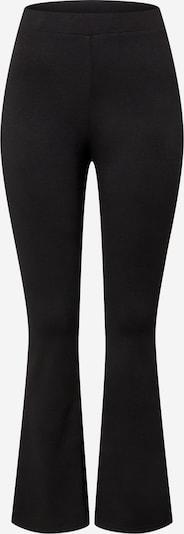 Dorothy Perkins Pantalon 'Black Ponte Flare Trouser' en noir, Vue avec produit