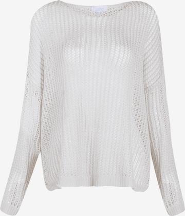 Usha Pullover in Weiß