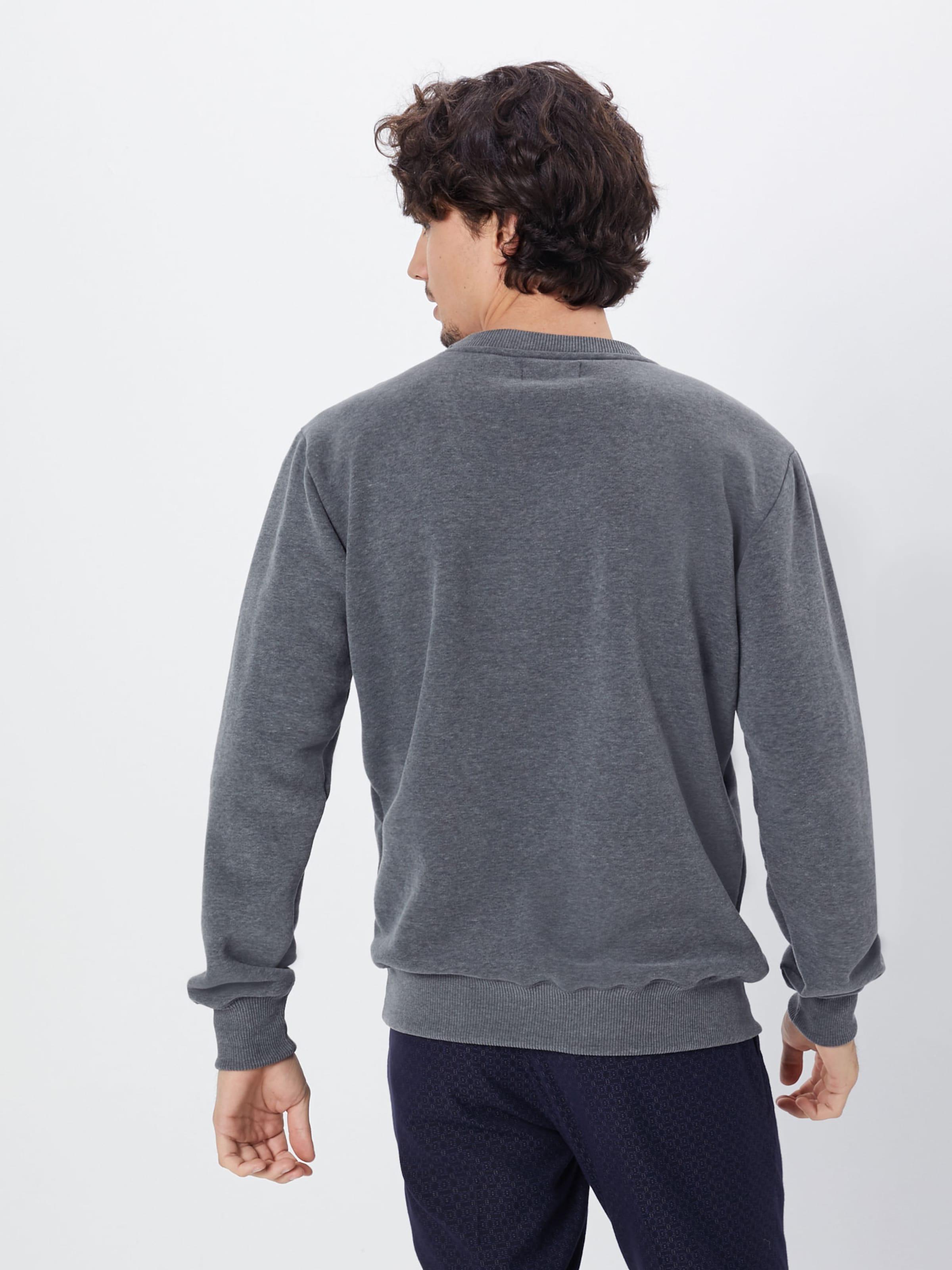 Sweat' In Sweatshirts 'fuck Derbe GrauSchwarz Nn0ywOPvm8