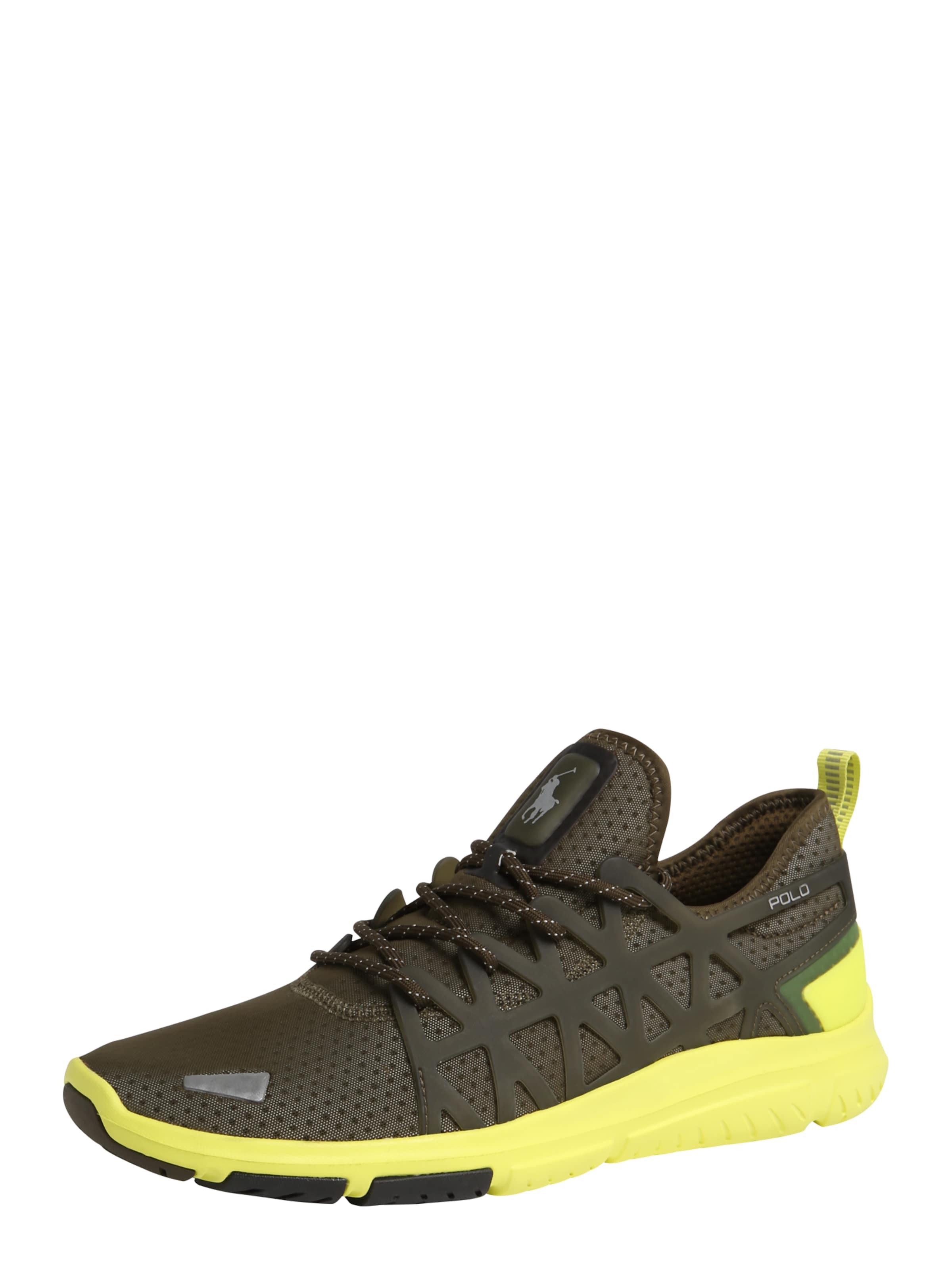 POLO RALPH LAUREN Sneaker mit Overlays TRAIN 200