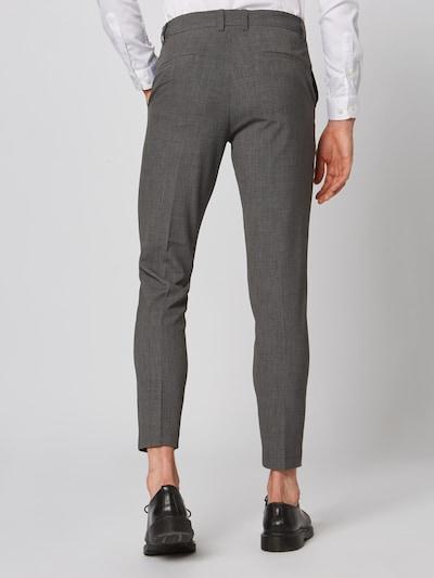 Lindbergh Hose 'Club pants' in grau: Rückansicht