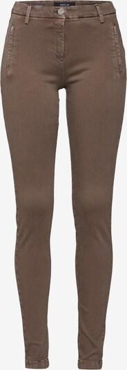 REPLAY Pantalon 'KARYNA' en marron: Vue de face