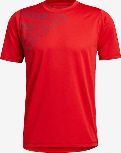 ADIDAS PERFORMANCE Trainingsshirt in hellrot, Produktansicht