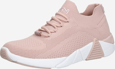 Mark Nason Sneakers laag 'A-LINE RIDER' in de kleur Rosé / Wit, Productweergave