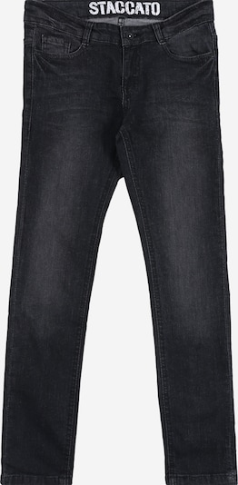 STACCATO Jeans in black denim, Produktansicht