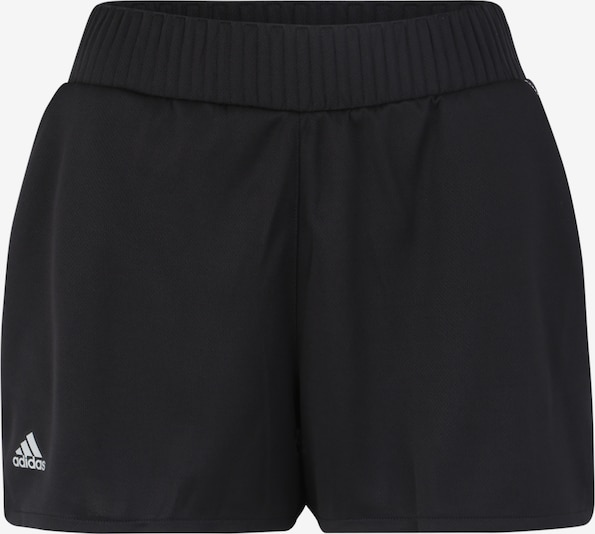 ADIDAS PERFORMANCE Sport-Hose 'CLUB HR SHORT' in schwarz, Produktansicht